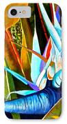 Tropical Paradise IPhone Case by Susan Robinson