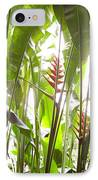 Tropical2 IPhone Case