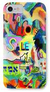 Truth For Sale N IPhone Case by David Baruch Wolk