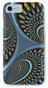 Tumble IPhone Case by Wendy J St Christopher
