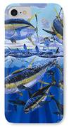 Tuna Rampage Off0018 IPhone Case by Carey Chen