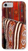 Turkish Cushions 01 IPhone Case by Rick Piper Photography