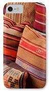 Turkish Cushions 03 IPhone Case by Rick Piper Photography