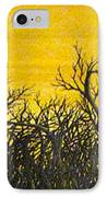 Twilight Partial IPhone Case by Pheonix Creations