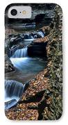 Two Kinds Of Steps IPhone Case by Frozen in Time Fine Art Photography