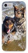 Two Of A Kind IPhone Case by Nikki McInnes
