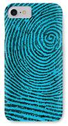 Typical Whorl Pattern, 1900 IPhone Case by Science Source