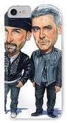 U2 IPhone Case by Art