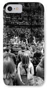 U2-crowd-gp13 IPhone Case