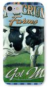 Udderly Scrumptious IPhone Case by JQ Licensing