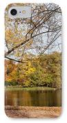 Ujazdowski Park In Warsaw IPhone Case by Artur Bogacki