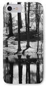 Under The Tall Trees IPhone Case by Luke Moore