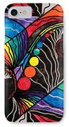 Unfold IPhone Case by Teal Eye  Print Store