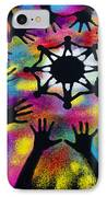 Unity IPhone Case by Tim Gainey