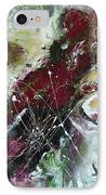 Universe- Abstract Art IPhone Case