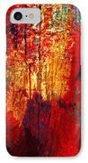 Untamed Colors  IPhone Case by Prakash Ghai