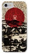 Untitled No.15 IPhone Case by Caio Caldas