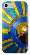 Up Up And Away IPhone Case by Inge Johnsson