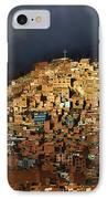 Urban Cross 2 IPhone Case by James Brunker