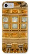 Us Library Of Congress IPhone Case by Susan Candelario