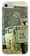 Us Mail IPhone Case by Merrick Imagery