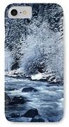 Usa, Willamette National Forest Oregon IPhone Case by Greg Vaughn