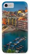 Vernazza Pomeriggio IPhone Case