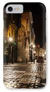 Victor Sackville In The Dark IPhone Case by Juli Scalzi