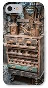 Victorian Workshop IPhone Case by Adrian Evans