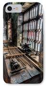 Victorian Workshops IPhone Case by Adrian Evans