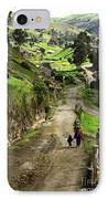View Of Lupaxi IPhone Case