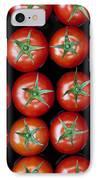 Vine Tomato Pattern IPhone Case