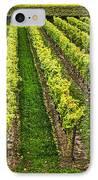 Vineyard IPhone Case by Elena Elisseeva