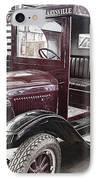 Vintage Chevrolet Pickup Truck IPhone Case