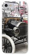 Vintage Ford Vehicle IPhone Case by Douglas Barnard
