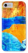 Wadi Rum Natural Arch 2 IPhone Case