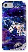 Waking In A Dream IPhone Case by Jack Zulli