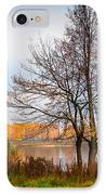 Walk Along The River Bank IPhone Case
