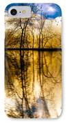 Walk Along The River IPhone Case