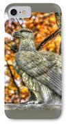 War Eagles - 28th Massachusetts Volunteer Infantry Rose Woods The Wheatfield Fall-a Gettysburg IPhone Case by Michael Mazaika
