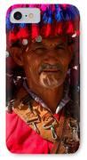 Water Seller Marrakesh Morocco IPhone Case by Ralph A  Ledergerber-Photography