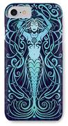 Water Spirit V.2 IPhone Case by Cristina McAllister