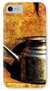Water Vessel IPhone Case by Prakash Ghai