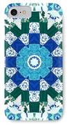 Watercolor Quilt IPhone Case by Barbara Griffin