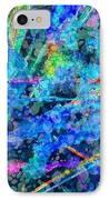 Waterfall IPhone Case by Nancy Aikins
