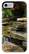Waterfall IPhone Case by Tom Mc Nemar