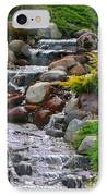 Waterfall IPhone Case by Tom Prendergast