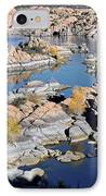 Watson Lake And The Granite Dells IPhone Case