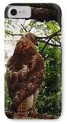 We Never Talk IPhone Case by Ted Rickson