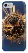 Wee Miami Planet IPhone Case